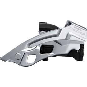 Shimano Deore Trekking FD-T6000 Umwerfer 3x10 Schelle tief Top Swing schwarz